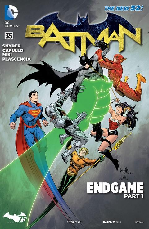 Batman: Endgame (Arc #1 – 11)
