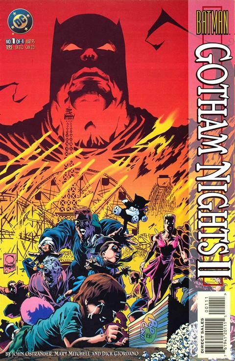 Batman – Gotham Nights II #1 – 4