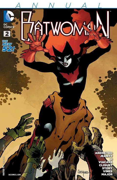Batwoman Annual #2 Free Download