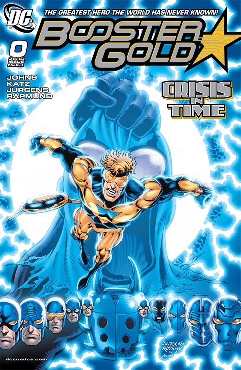 Booster Gold Vol 2 #0 – 47 + 1000000 Free Download
