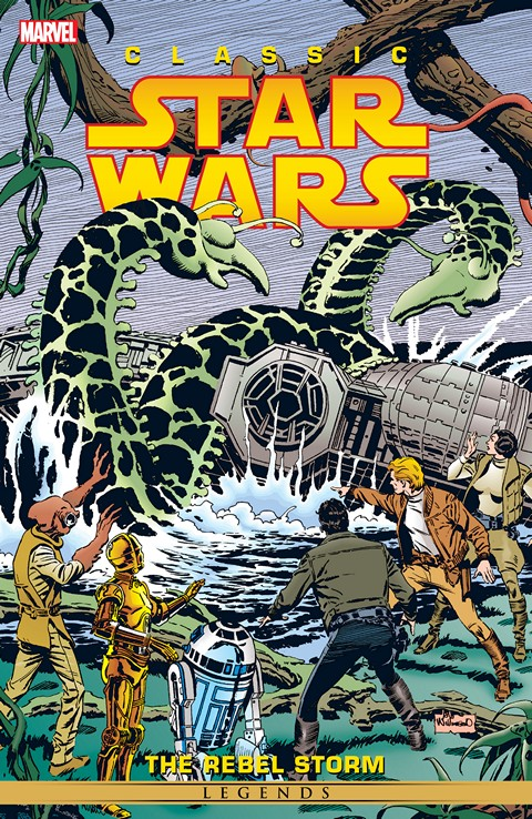 Classic Star Wars Vol. 2 (Marvel Edition)