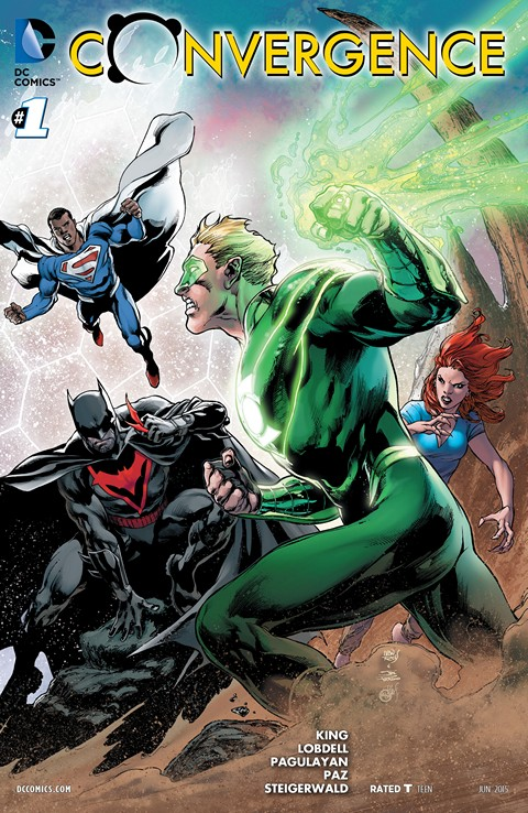 Convergence #1 Free Download