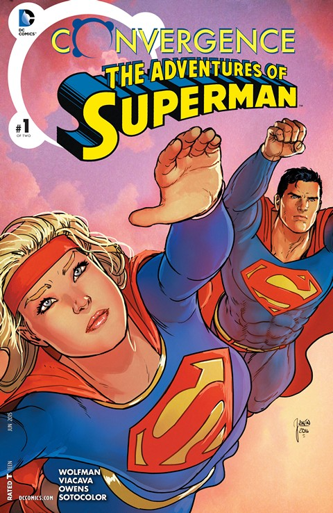 Convergence – Adventures of Superman #1
