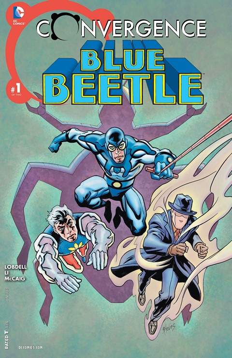 Convergence – Blue Beetle #1