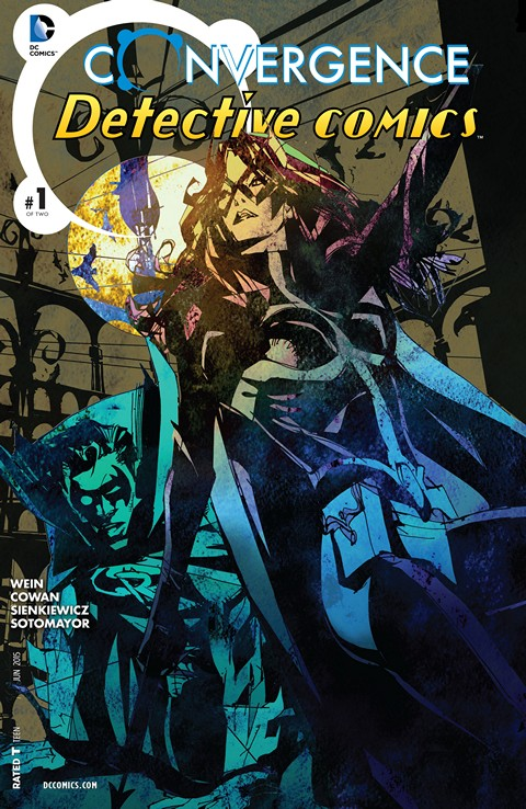 Convergence – Detective Comics #1