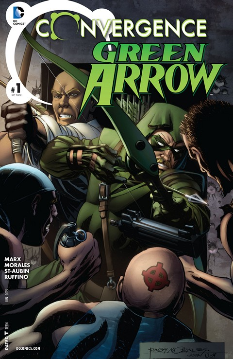 Convergence – Green Arrow #1 Free Download