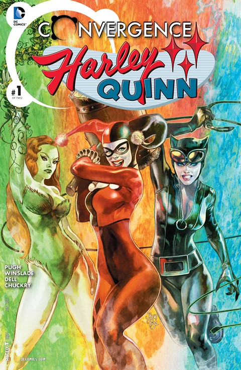 Convergence – Harley Quinn #1 Free Download