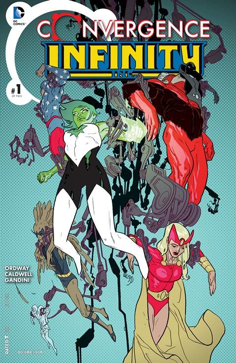 Convergence – Infinity Inc. #1