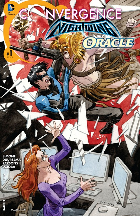 Convergence – Nightwing-Oracle #1 Free Download