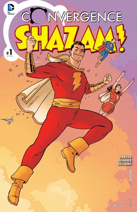 Convergence – Shazam! #1