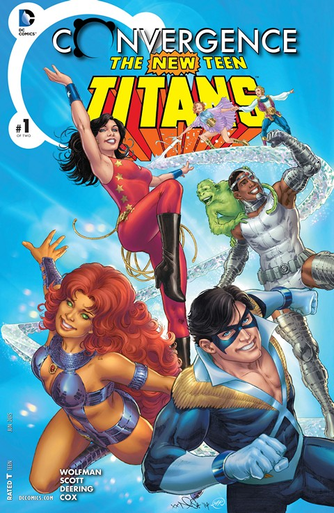 Convergence – The New Teen Titans #1