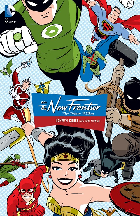 DC – The New Frontier Deluxe Edition Free Download