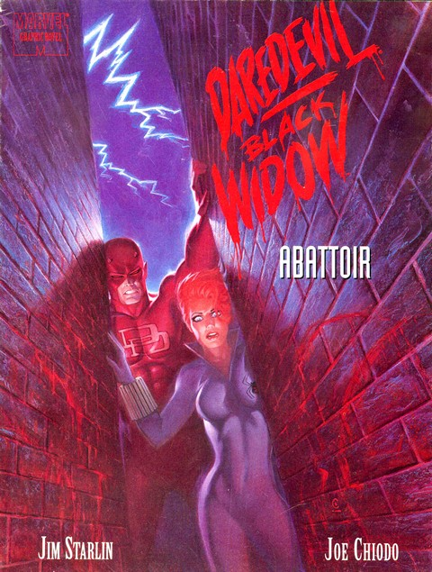Daredevil/Black Widow – Abattoir