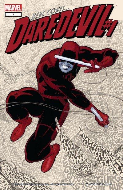 Daredevil Vol. 3 #1 – 36 + Annual (2011-2014)