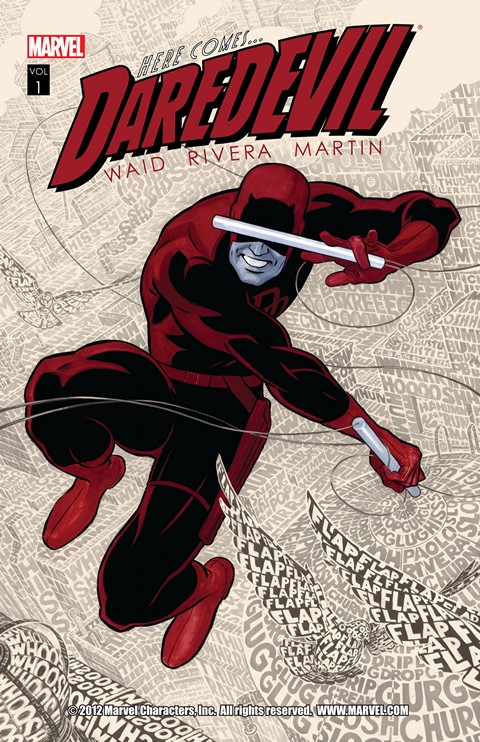 Daredevil by Mark Waid Vol. 1 – 3 (2012-2013)