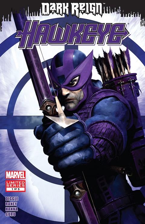 Dark Reign – Hawkeye #1 – 5 Free Download