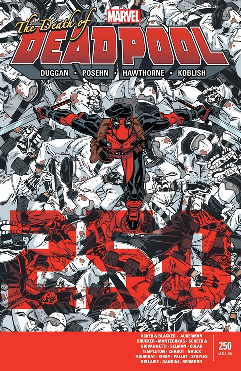 Deadpool 45 Free Download GetComics