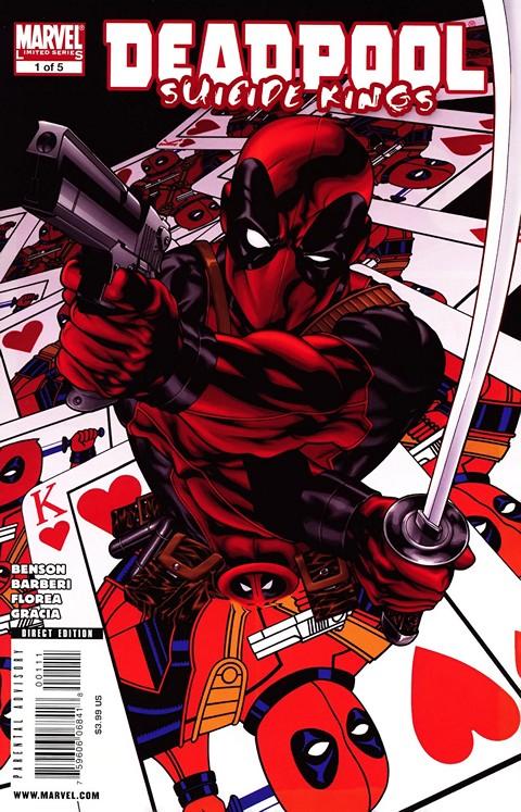 Deadpool – Suicide Kings #1 – 5