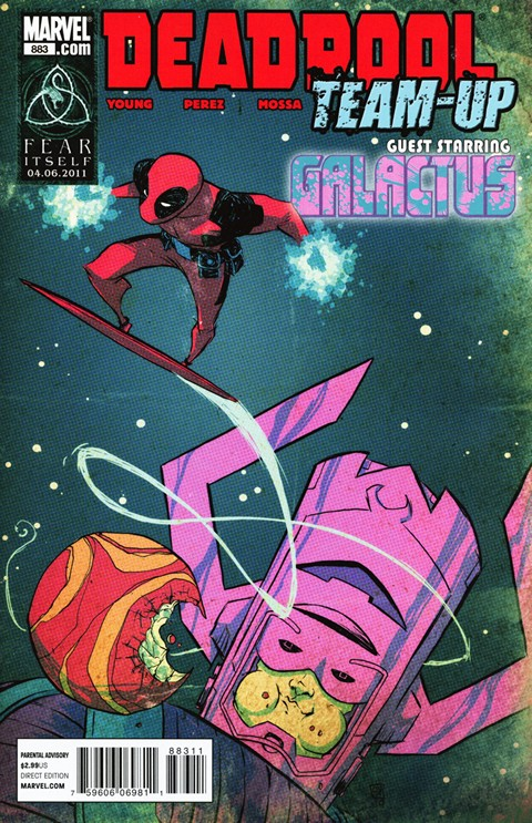 Deadpool Team-Up #883 – 899