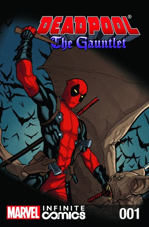Deadpool: The Gauntlet Infinite Comic #1 – 13