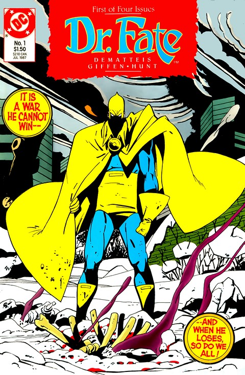 Dr. Fate Vol. 1 #1 – 4