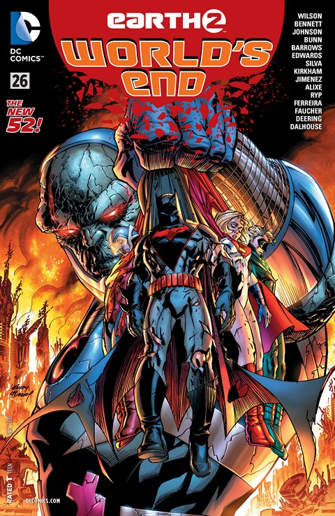 Earth 2 – World's End #26 Free Download