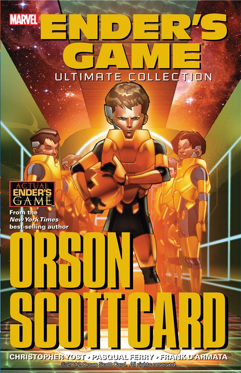Ender's Game - Ultimate Collection – GetComics