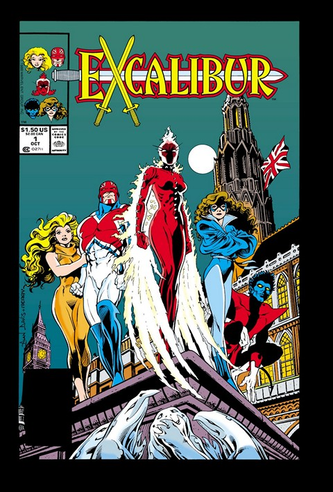 Excalibur Vol. 1 – 3 (Collection) (1988-2005)