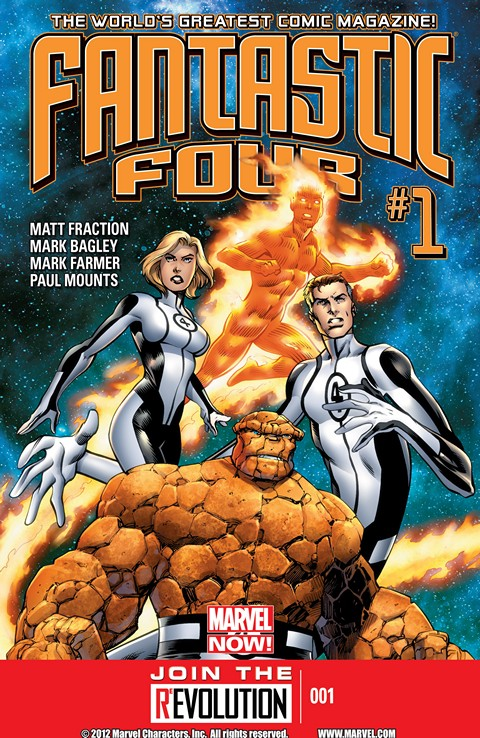 Fantastic Four Vol. 4 #1 – 16 (2013-2014)