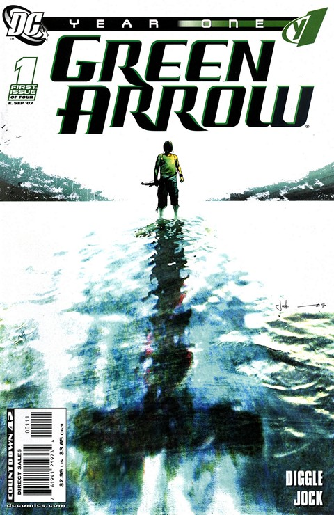 Green Arrow – Year One #1 – 6