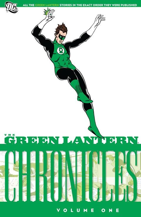 Green Lantern Chronicles Vol. 1 – 4 (2009-2012)