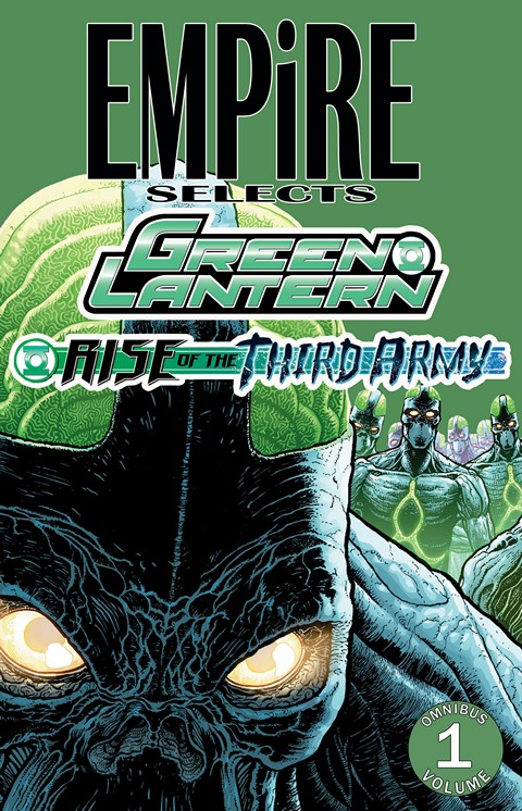 Green Lantern – Rise of the Third Army & Wrath of the First Lantern