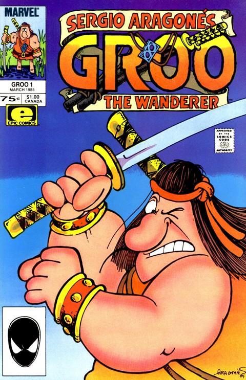 Groo the Wanderer #1 – 120