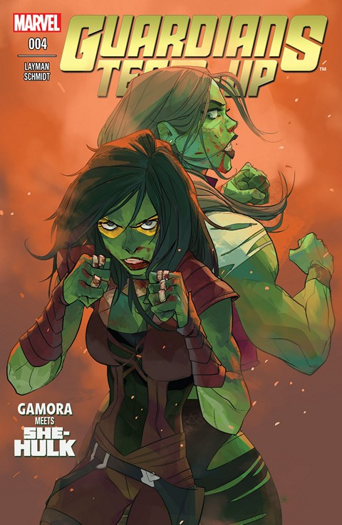 Guardians Team-Up #4 Free Download