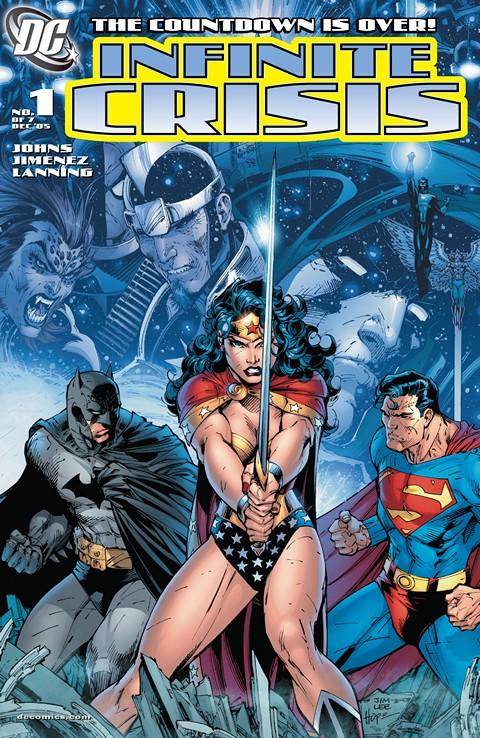 Infinite Crisis #1 – 7 (2005-2006)