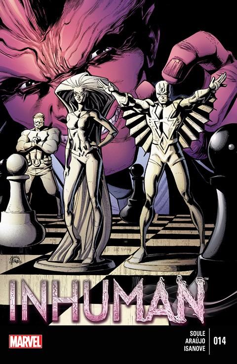 Inhuman #14