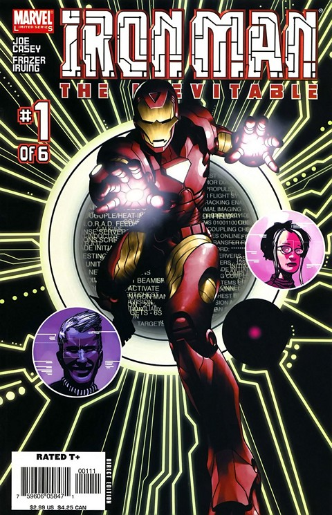 Iron Man – The Inevitable #1 – 6 Free Download