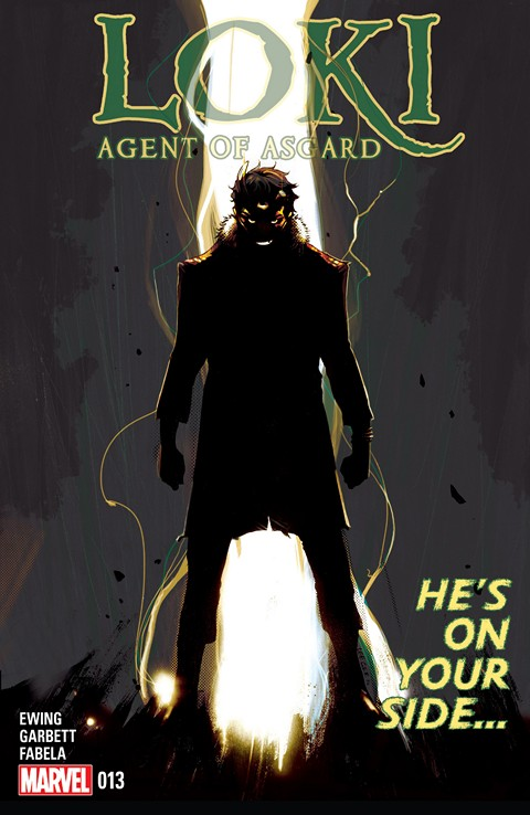 Loki – Agent of Asgard #13 Free Download