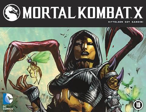 Mortal Kombat X #12 – 13 Free Download