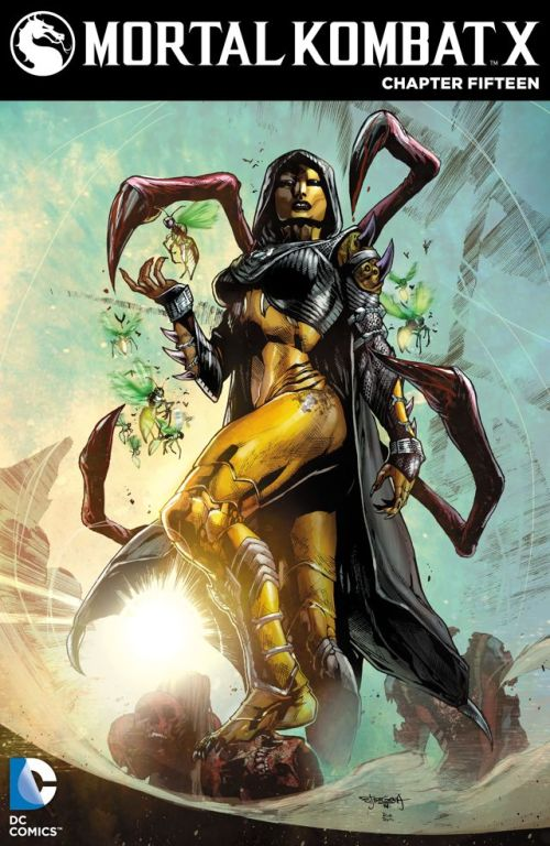 Mortal Kombat X #15 Free Download
