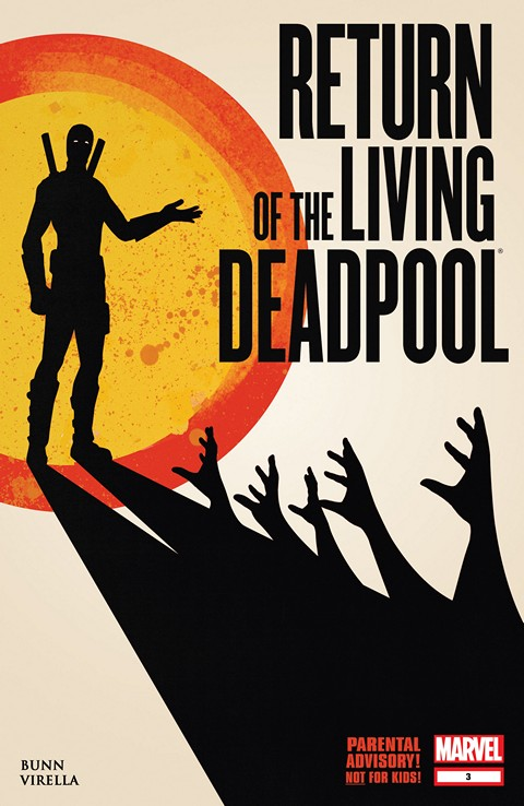 Return of the Living Deadpool #3 Free Download