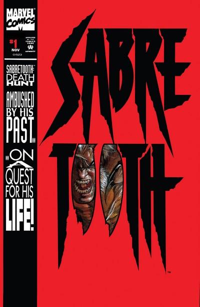 Sabretooth #1 – 4 (1993)