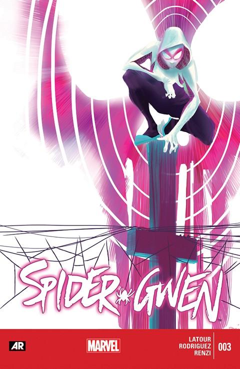 Spider-Gwen #3 Free Download