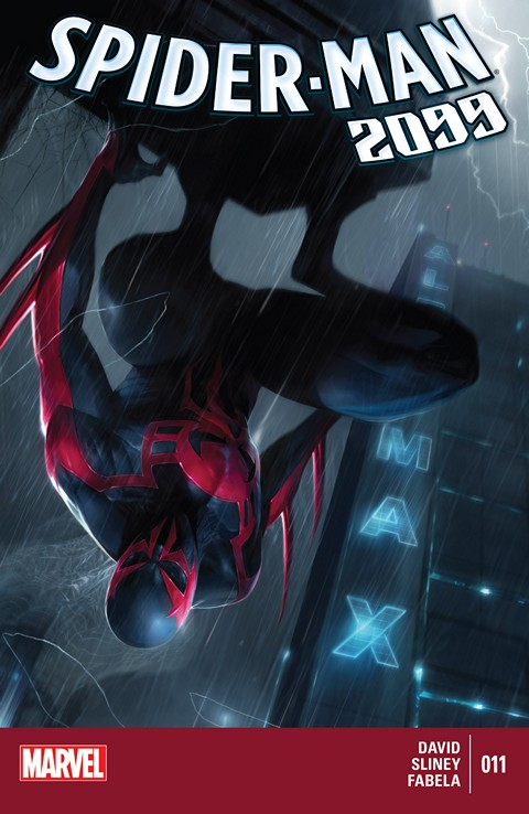 Spider-Man 2099 #11 Free Download