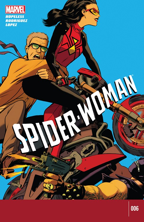 Spider-Woman #6 Free Download