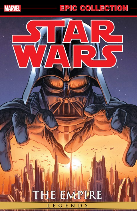 Star Wars Legends Epic Collection – The Empire Vol. 1 (Marvel Edition) (2015)