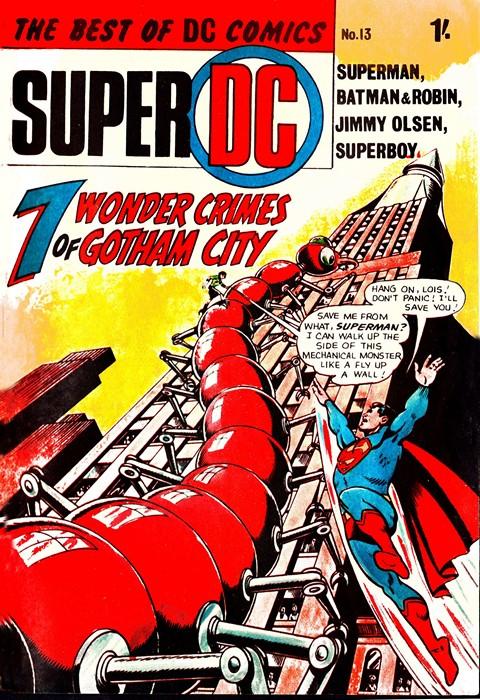 Super DC #13 (1969)