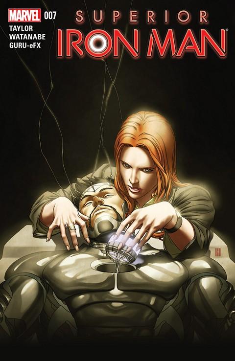 Superior Iron Man #7 Free Download