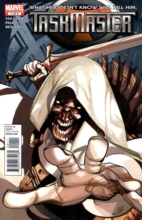 Taskmaster Vol. 2 #1 – 4