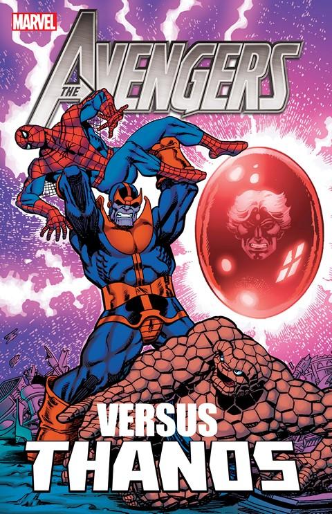 The Avengers vs. Thanos